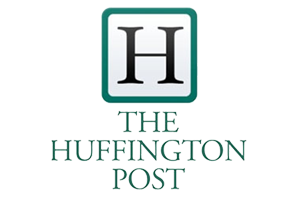 Huff Post blog logo